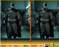 Batman spot the difference keres�s j�t�kok ingyen
