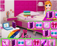 Princesses bff rush to school online